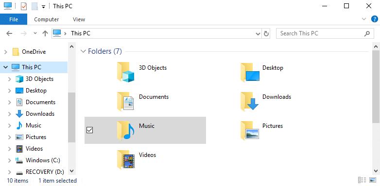 open file explorer 1