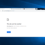 How to Fix the Google Chrome DNS_PROBE_FINISHED_NXDOMAIN Error
