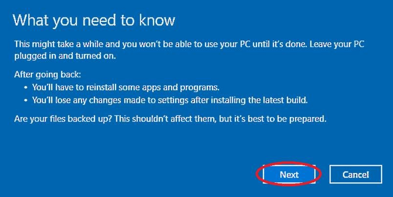 Windows - What you need to know