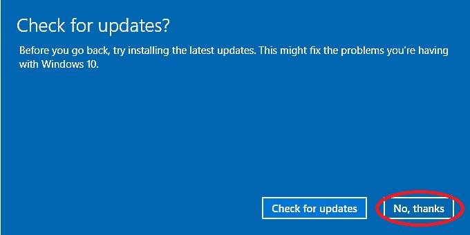 Windows Update checking for updates