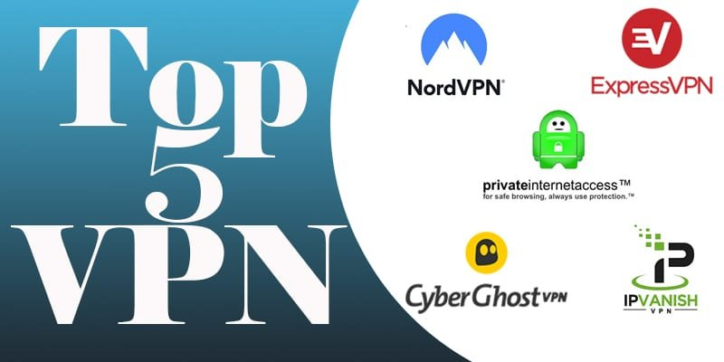 Top 5 VPN Services of 2020