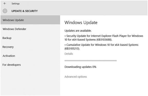 How to Fix Windows Update Stuck at 0