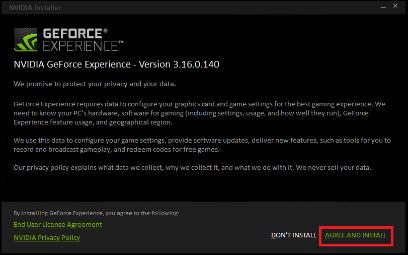 How to fix the GeForce Experience Won't Open Error - TechLoris