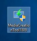 open Media Creation Tool Icon