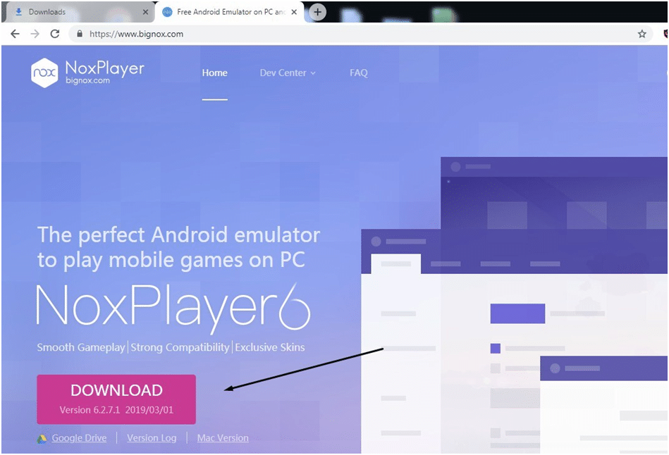 Download NoxPlayer6