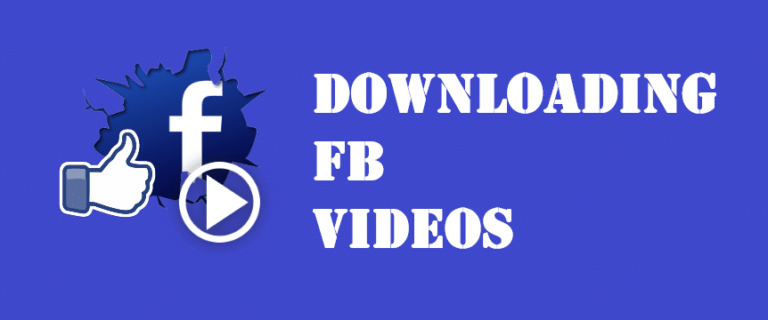 Downloading FB videos