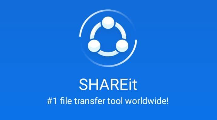 تطبيق شير إيت SHAREit