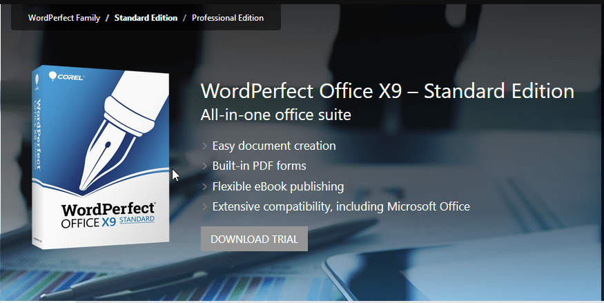 Corel WordPerfect Office X9 Review