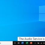 How to Fix Audio Service is not running on Windows