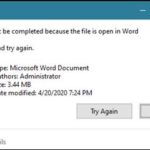 How to Fix Files or Folder that Cannot be Deleted