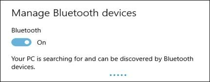 Fix Connections to Bluetooth Windows 10