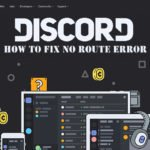 How to Fix No Route Error in Discord