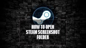 How to Open Steam Screenshot Folder