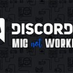 Discord Mic not Working Windows 10