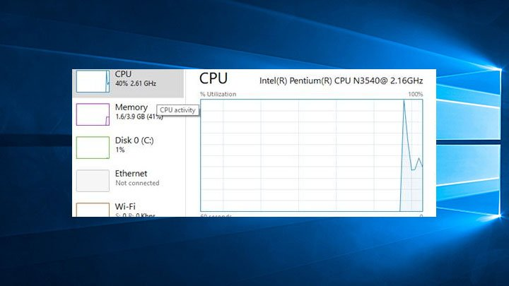 How to fix High CPU usage (Service host: Sysmain/Superfetch)