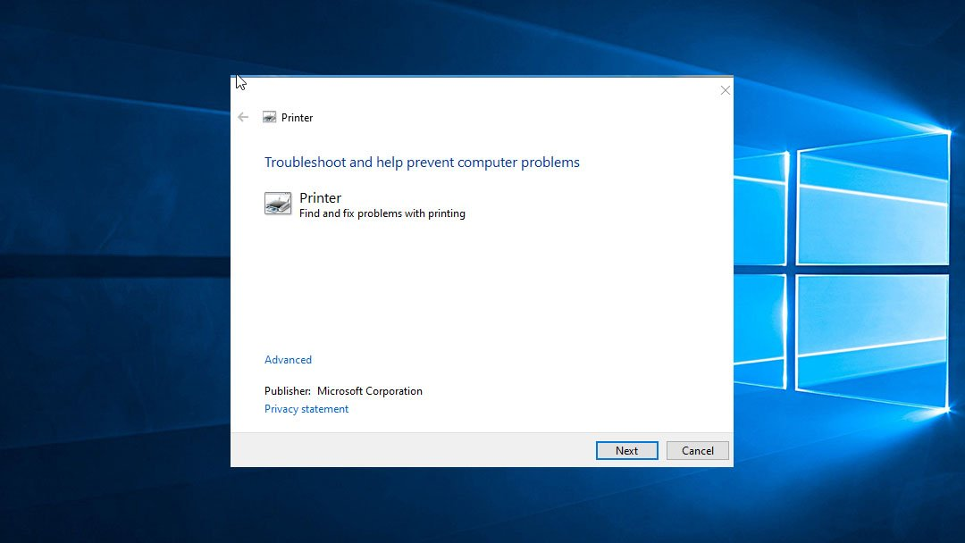 How to Run Printer Troubleshooter on Windows 10