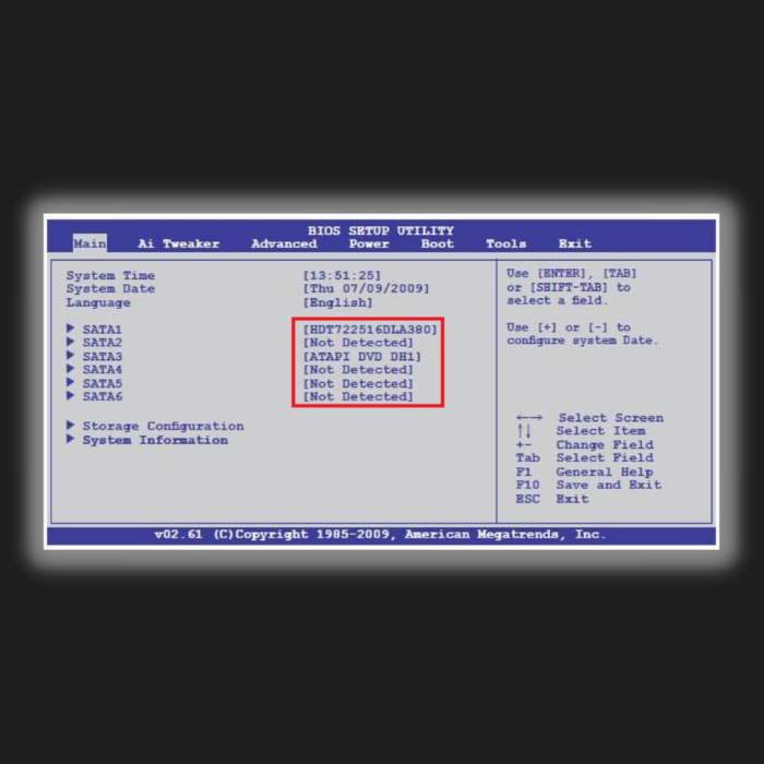 Reboot and Select Proper Boot Device or Insert Boot Media in selected Boot Device and press a key 3